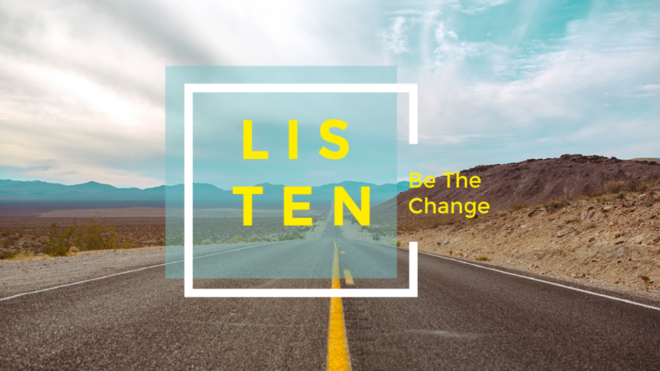Where to Find Be The Change // Links